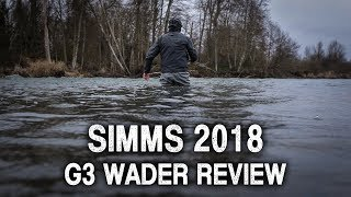 Simms New 2018 G3 Wader Review | Ashland Fly Shop
