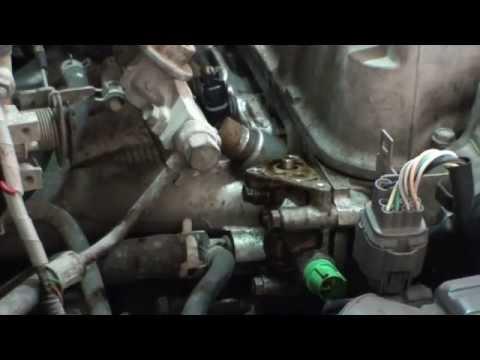 Honda Civic EX VTEC Solenoid Gasket Replacement/ Oil Leak Fix
