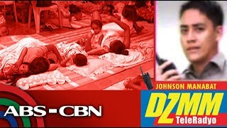 DZMM TeleRadyo: 'Quiet, sunny before the storm' - Ilocos Norte braces for Ompong