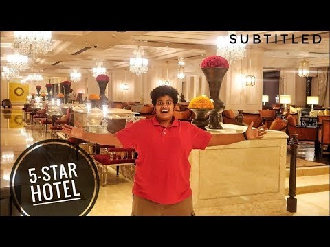 Night Eat At LEELA PALACE - Costly Chennai Foods