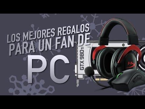 Gu a de regalos 2015 para el fan del pc gaming youtube for Pc in regalo gratis
