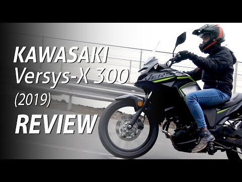 Kawasaki Versys-X 300 (2019) REVIEW