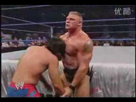 Brock Lesnar  VS Paul London
