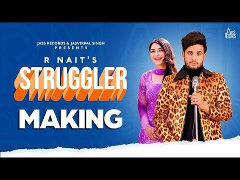 Making - Struggler   (Full HD)   R Nait   Laddi Gill   New Punjabi Songs 2019   Jass Records