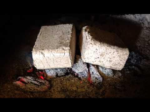 Testing Brickenmore Eco Fuel Bricks