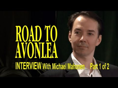 with Michael Mahonen Gus Pike from Road to Avonlea  Part 1
