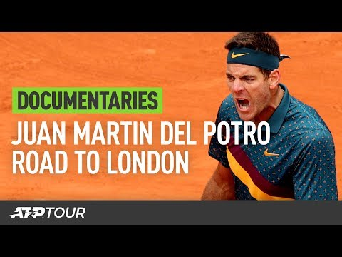 Up Close and Personal with Juan Martin del Potro