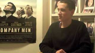 A Model Club Interview with Anthony O'Leary of THE COMPANY MEN