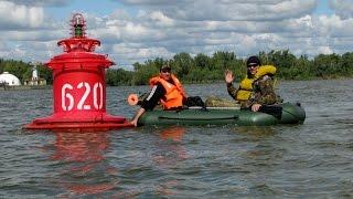 СПЛАВ Черемушки - Омск или Прощай танкодром\\\\by Sibirko River Rafting