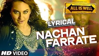 Nachan Farrate Full Song with LYRICS   All Is Well   Meet Bros   Kanika Kapoor   YouTube