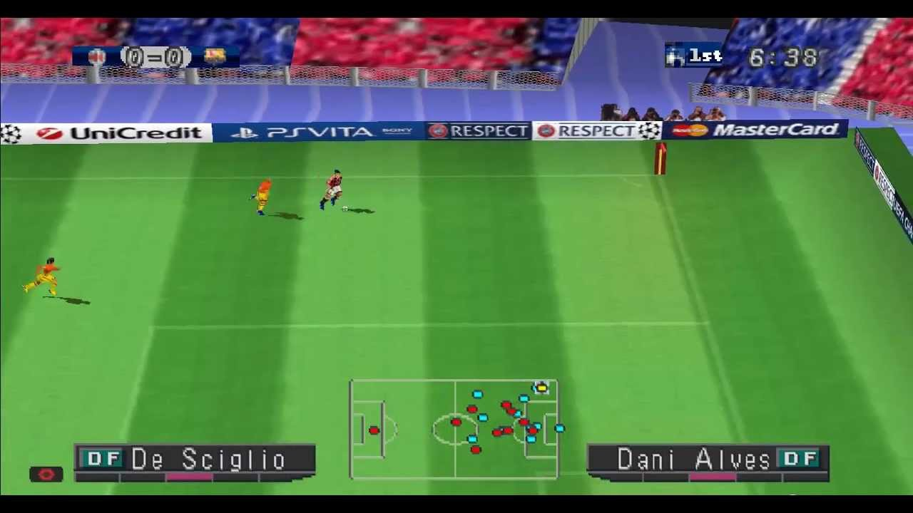 Winning Eleven 2000 Psx Iso Images