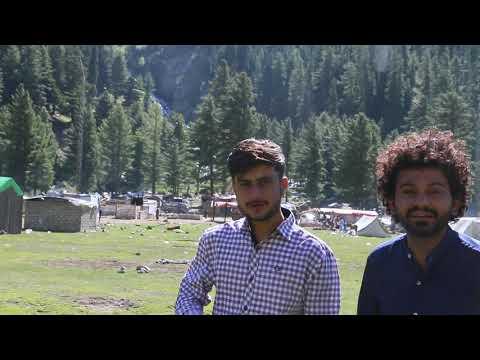 Wadi e kalam ka khubsorat manzar || kalam mahodand lake || must watch this beautiful scene