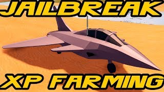 Roblox Jailbreak - NEUE WAY TO EARN XP FAST (FUN WAY)
