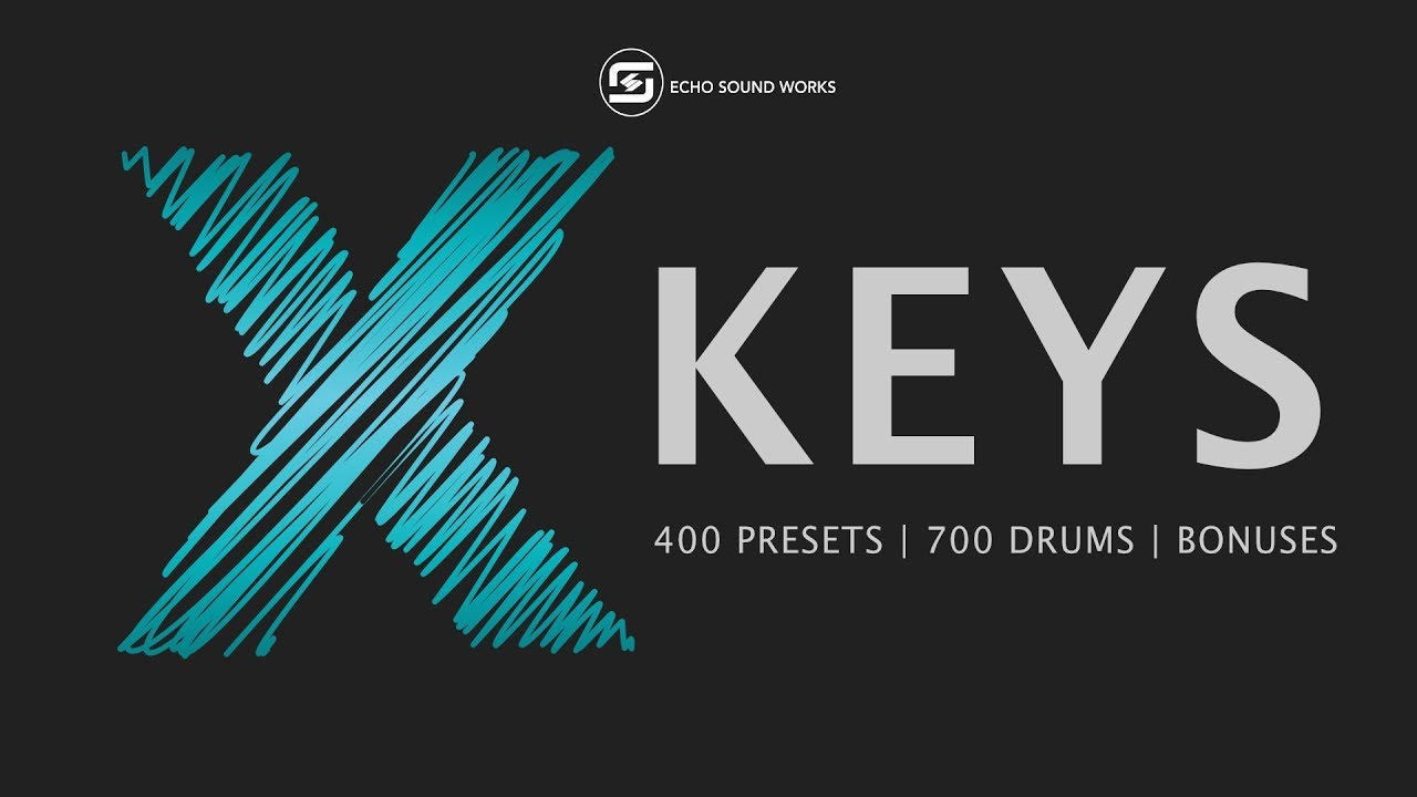 Echo Sound Works X Keys - Serum presets, ANA2 presets, and sample pack