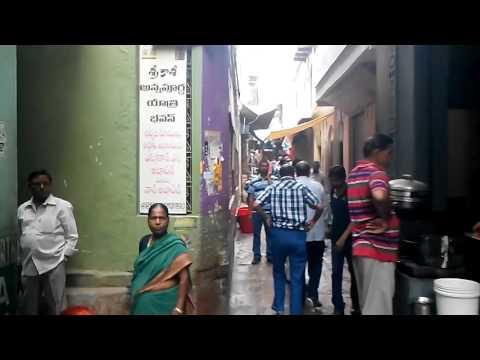 Andhra ashram  and Karevela satram in varanasi