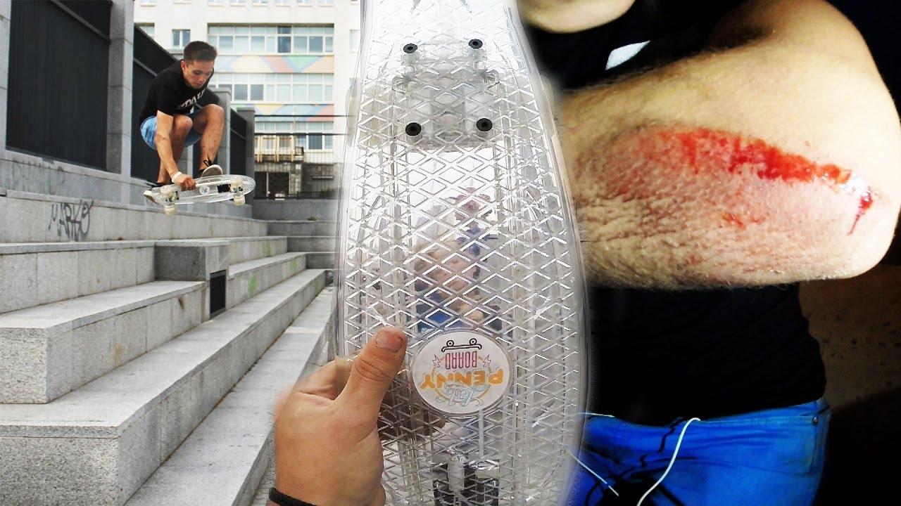 Чуть не Поломался на Круизере (Пенни Борде) Будни Скейтера | Автоматический Заработок на Курсе Валют