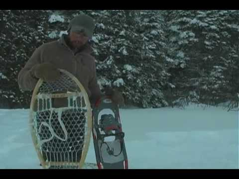 Modern Vs Traditional Snowshoes