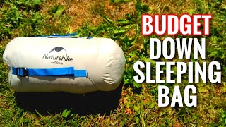 Lightweight Budget Down Sleeping Bag Reviews (+ How To Use It During Winter)