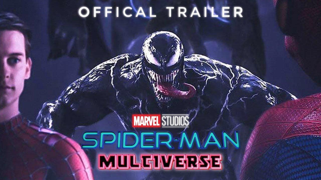 SPIDER-MAN: MULTIVERSE Teaser Trailer Concept (2020) Tom Holland, Tobey Maguire, Andrew Garfield