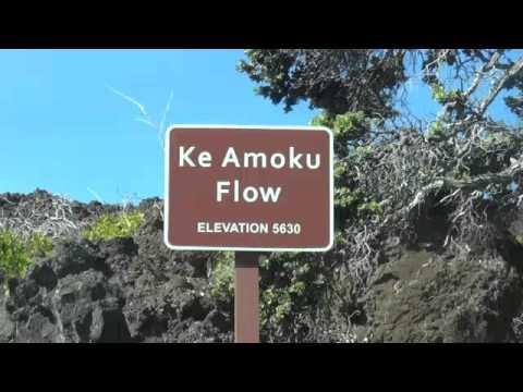 Mauna Loa, Big Island, Hawaii