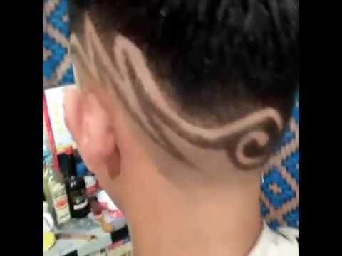 Tato Rambut Chemotbarbershop Youtube
