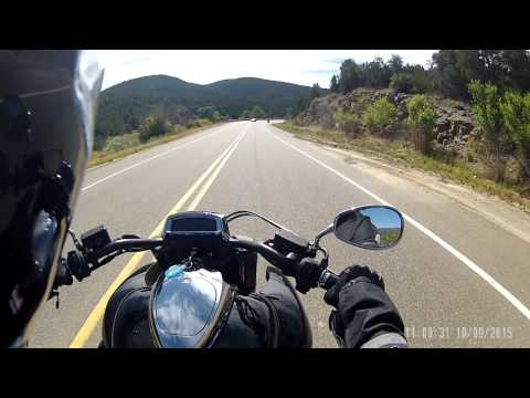 NM 337 through the Cibola National Forest pt 1