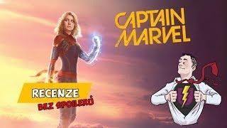 CAPTAIN MARVEL - Recenze bez Spoilerů | Cesta k Avengers: Endgame | ULBERT