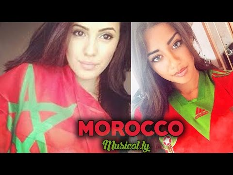 The Best Moroccan Musical.ly Compilation 2016