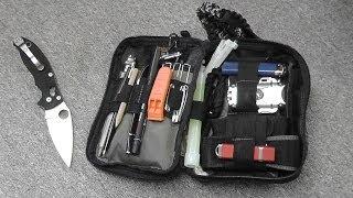 Survival Kit, EDC Vorstellung ! Survival Ausrüstung, kompakt, klein und leicht !