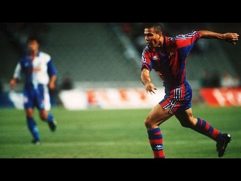 Ronaldo vs Atletico Madrid Copa De Rey 96/97