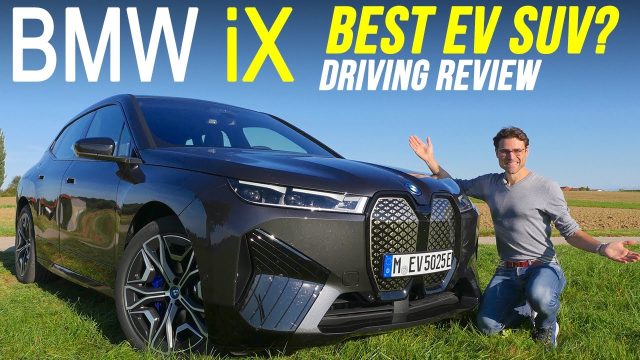 Der iX: BMW vom Schlafmützen zum Scharfschützen Modus?