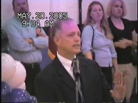 Stevens Graduation, Amargosa Creek Middle School, May 20, 2005