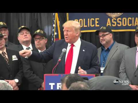Donald Trump Denounces 'Corrupt' Delegate System