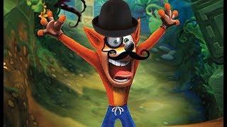 Гуфовский в Crash Bandicoot [Лучшее]  — Антирекорд по прохождению!