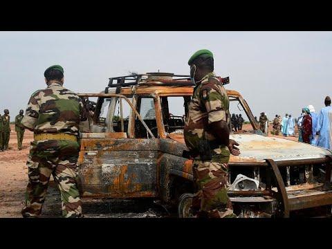 At least 40 killed in fresh attack in Niger near Mali border