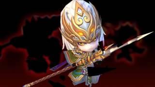幻霊物語に登場する蜀の武将「馬超」です!