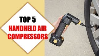 Top 5 Best Handheld Air Compressors 2018 | Best Handheld Air Compressor Review By Jumpy Express