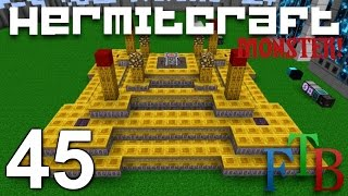 Minecraft FTB Monster Ep. 45 - Blood Magic Well of Suffering !!! (Modded Minecraft Hermitcraft)