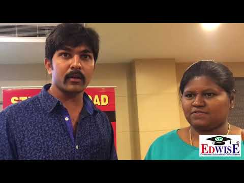 Edwise USA/Canada Pre-Departure - Spouse of ShivaJyoti Rao