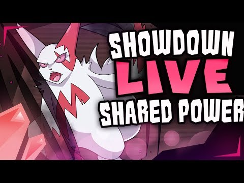 SHARING IS NOT CARING: Pokemon Ultra Sun and Ultra Moon Showdown Live! w/ Joey