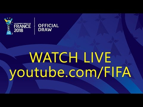 REPLAY - FIFA U20 WWC Official Draw
