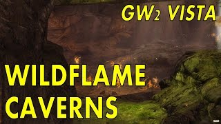 GW2 Vista: Wildflame Caverns (Metrica Province)