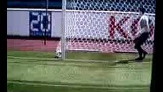 PES 2008 - goal stupid ! - Xbox 360