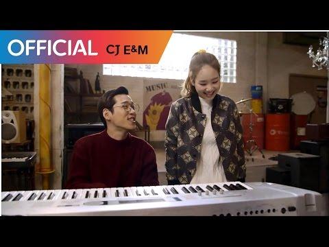 Youtube: She Is Smiling / U Sung Eun, Jinyoung (B1A4), Min Hyo Rin & ULALA SESSION