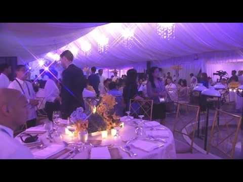 APEC Summit 2015 Welcome Dinner hosted by Bataan Provincial Government Part 1 of 3