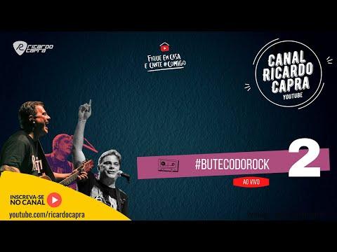 #BUTECODOROCK   SÁBADO   20/06   16h   ROCK COM AMIGOS   #FiqueEmCasa e Cante #Comigo