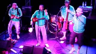 The Rinky Dinks at The Thekla (22.07.12)