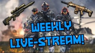Warface Live-Stream - My Excuse is Low FPS - 27/04/17