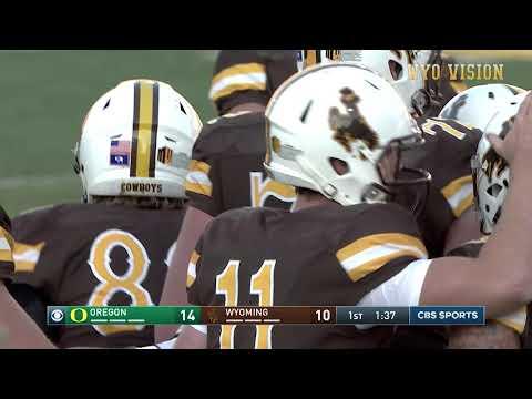 Football vs. Oregon Highlights (9-16-17)
