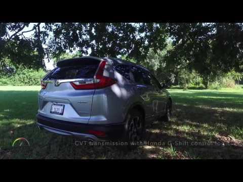 2017 CR-V Touring AWD walkaround